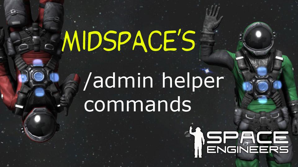 midspace admin helper [EOL]