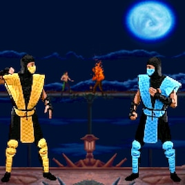 Steam Workshop Mortal Kombat 2 Scorpion Vs Sub Zero