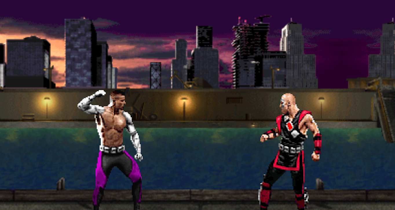 Steam Workshop Ultimate Mortal Kombat 3 Jax Vs Kano
