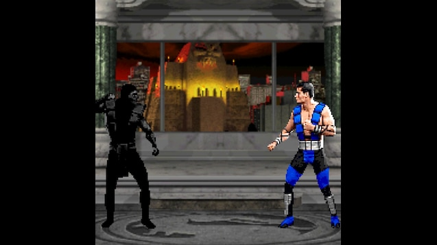 Steam Workshop :: Ultimate Mortal Kombat 3 - Noob Saibot VS