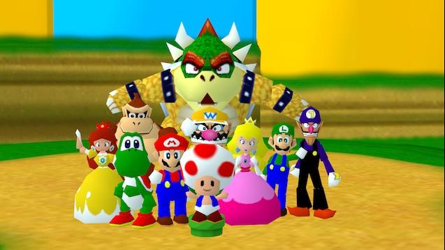 Steam Workshop :: Mario Party N64 Pack