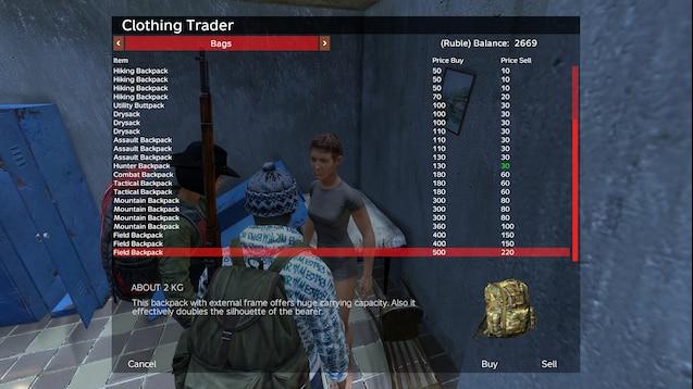 Steam Workshop :: Trader
