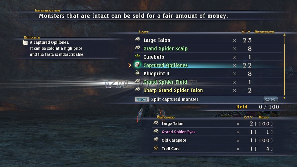 Steam community screenshot catch 22 rare monsters the last remnant malvernweather Gallery