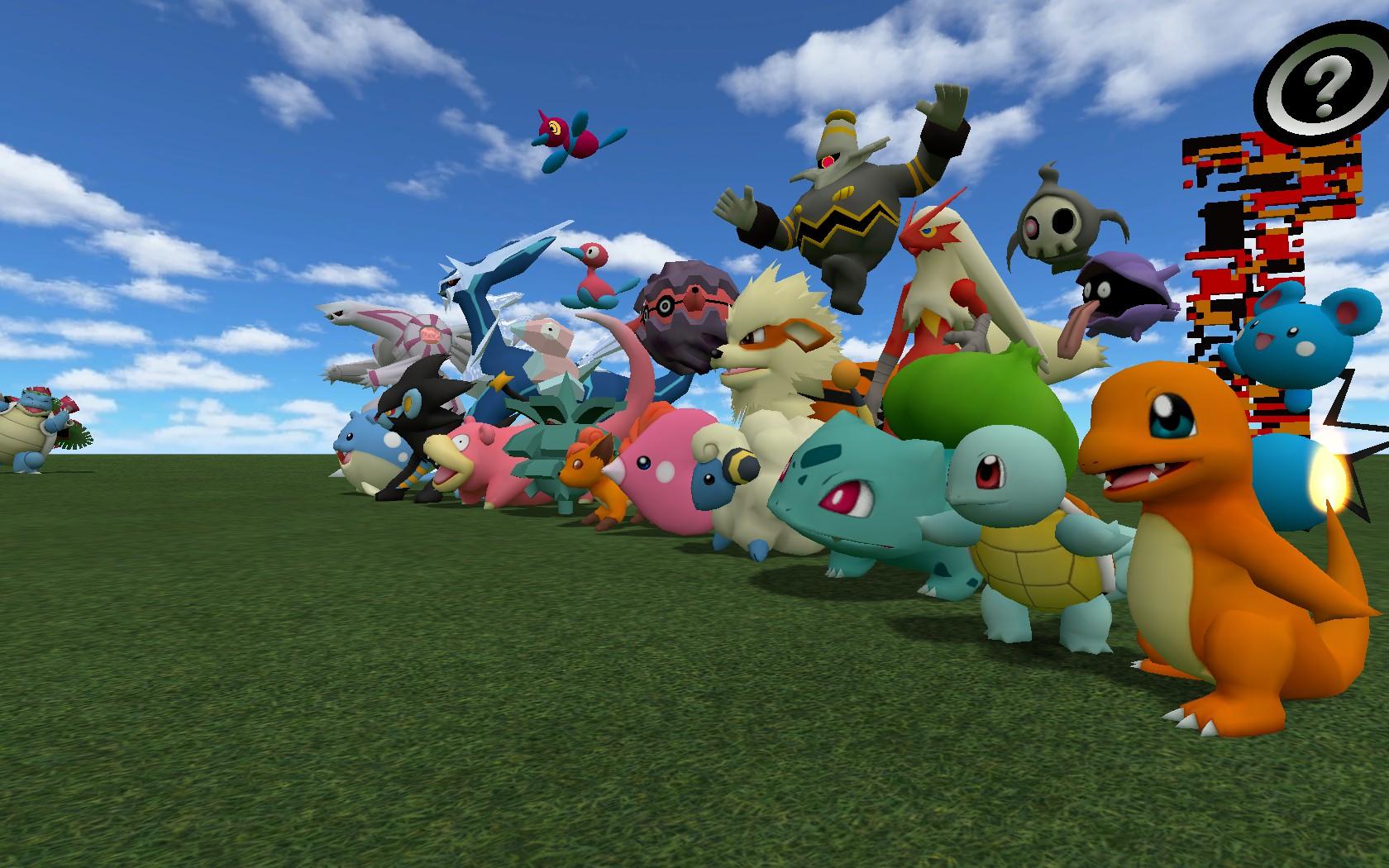 Steam Workshop :: Pokémon