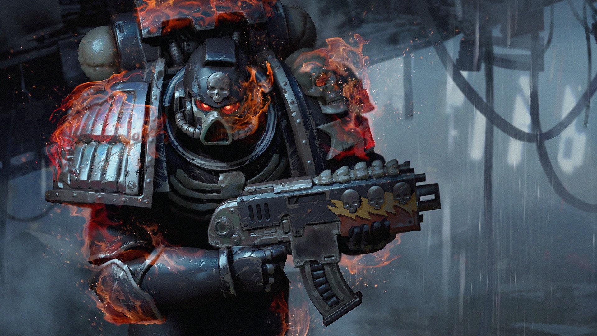 Steam Workshop Warhammer 40000 Cinematic Wall Papers
