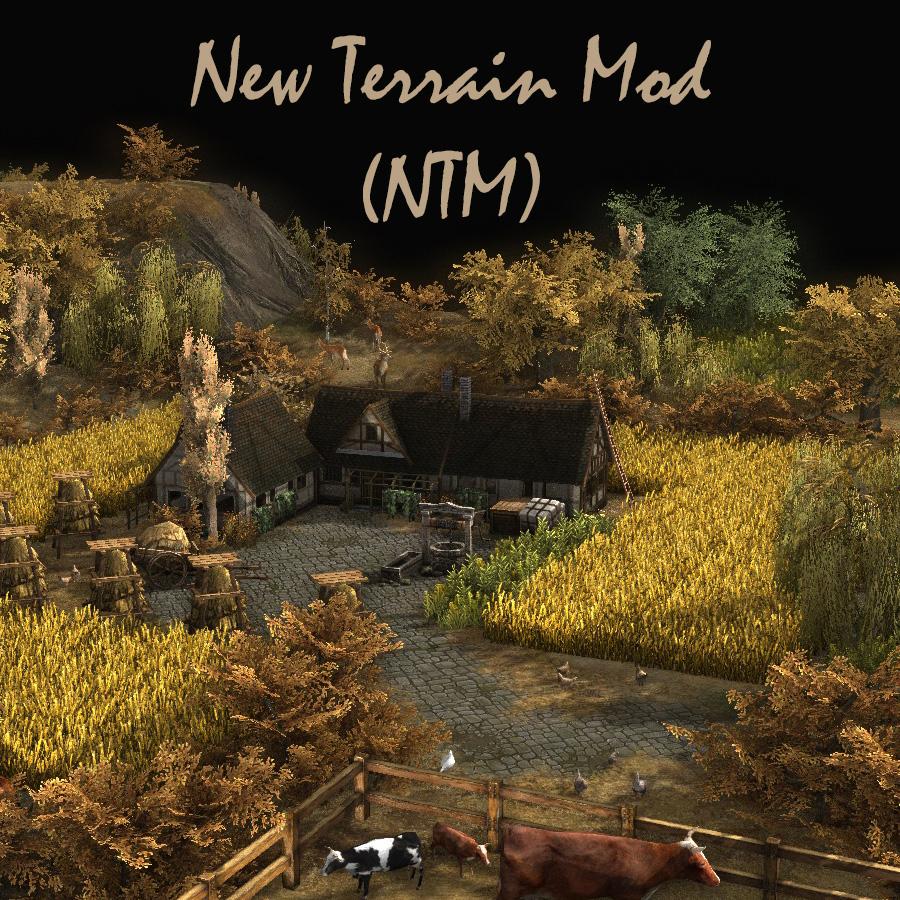 New Terrain Mod