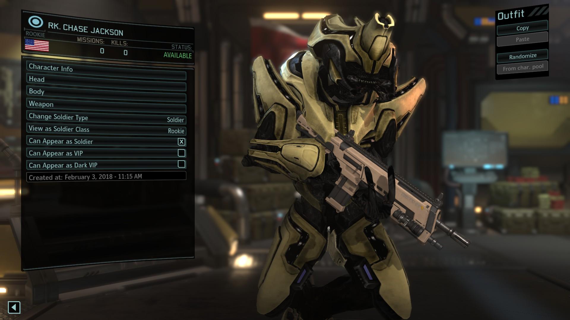 Steam Workshop Elite General Squadmate