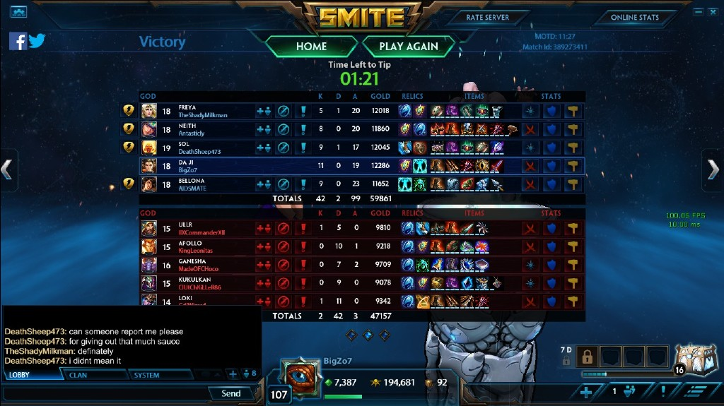 how does matchmaking work in smite uranium thorium dating problems