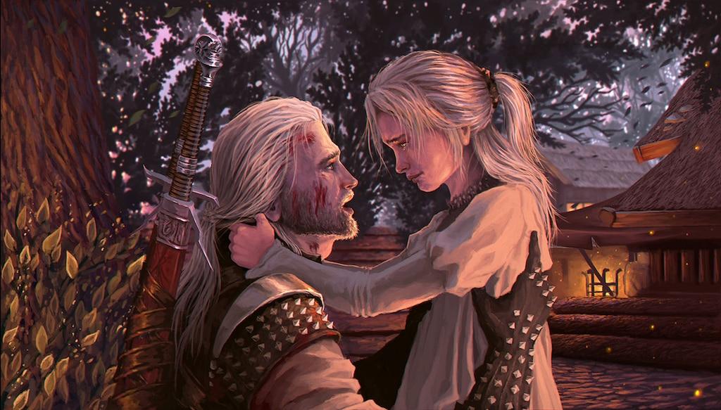 Witcher 3 Bitte Freunde Um Unterstützung