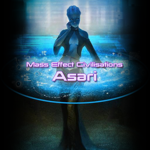 Mass Effect Civilisations - Asari