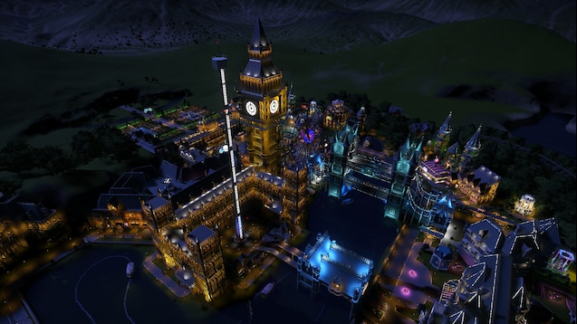 Steam Workshop Neverland Peter Pan You Can Fly Coaster