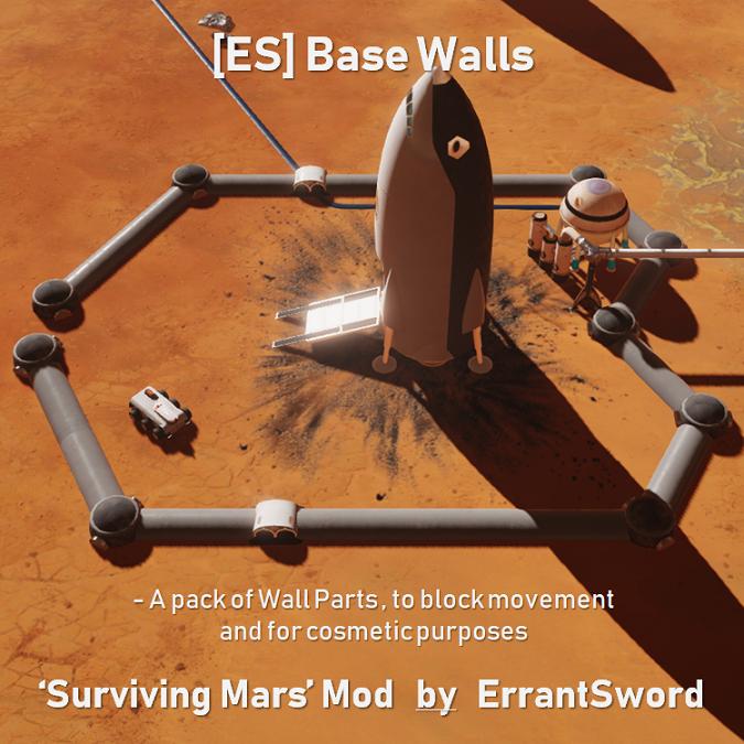 [ES] Base Walls