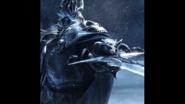 World of Warcraft - Lich King Animated Wallpaper