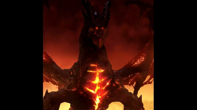 World of Warcraft - Deathwing Animated Wallpaper