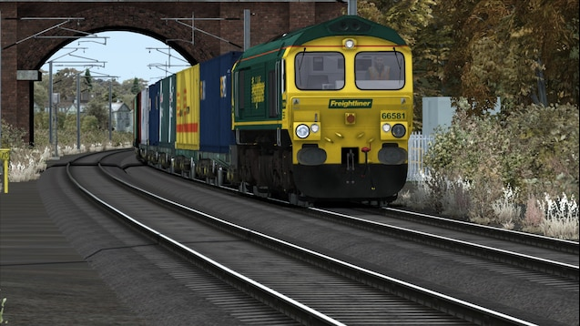 Steam Workshop :: [AGS 231]: Freightliners for York