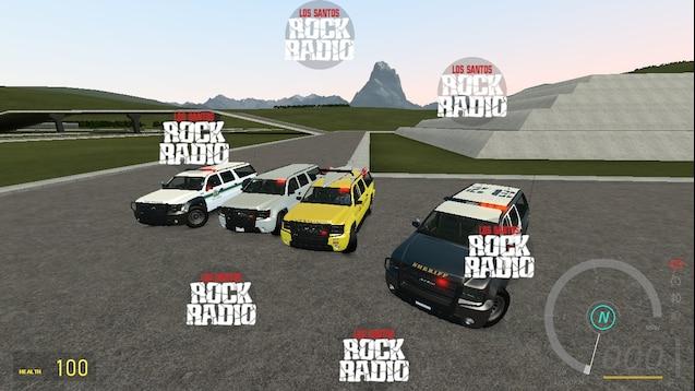 Steam Workshop :: [Vehicle Radio] Los Santos Classic Rock