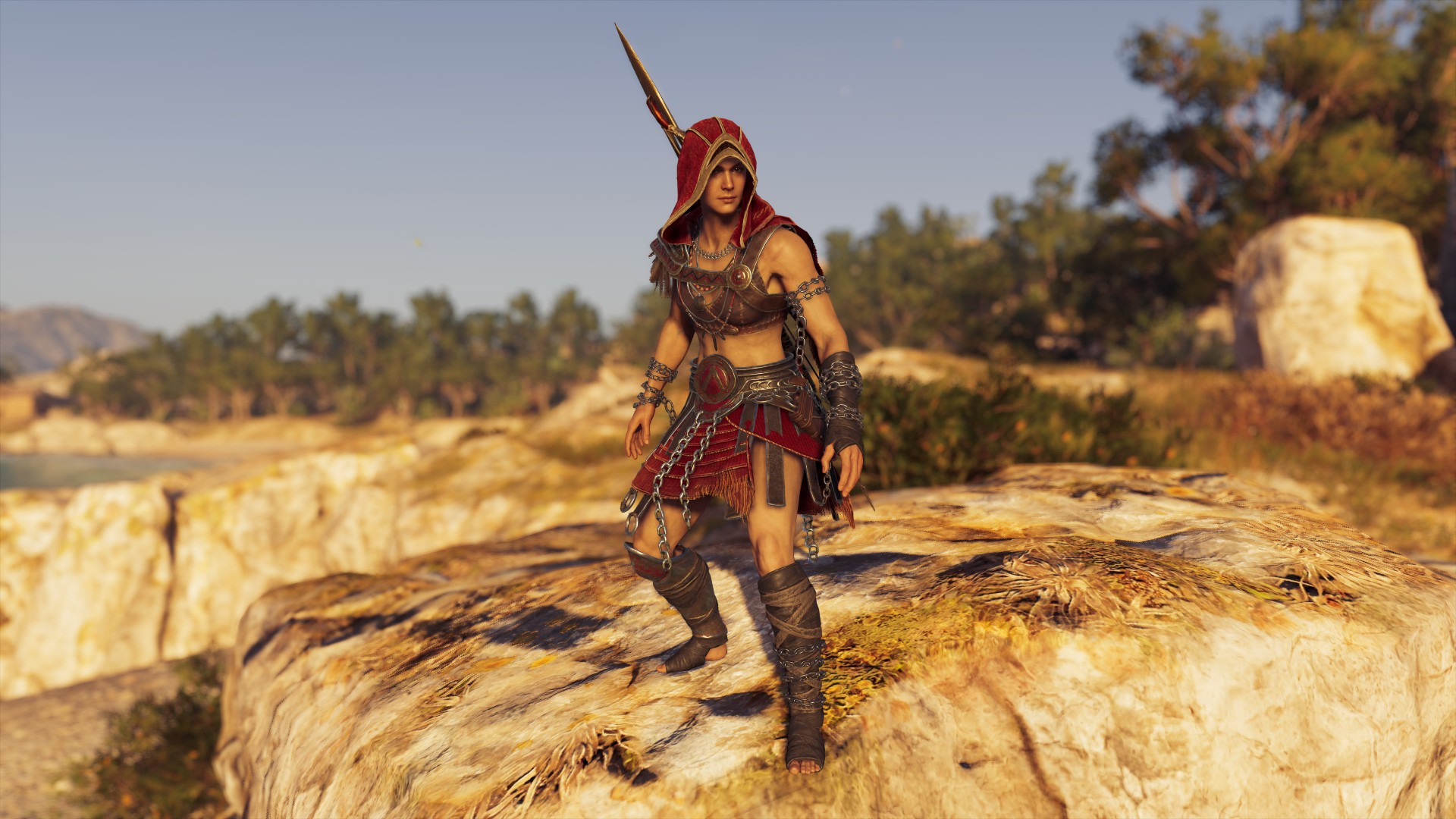 Steam Community Screenshot Kassandra Legendary Outfit