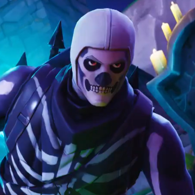 Cool Skull Trooper Wallpaper Amazing Wallpaper Hd Library