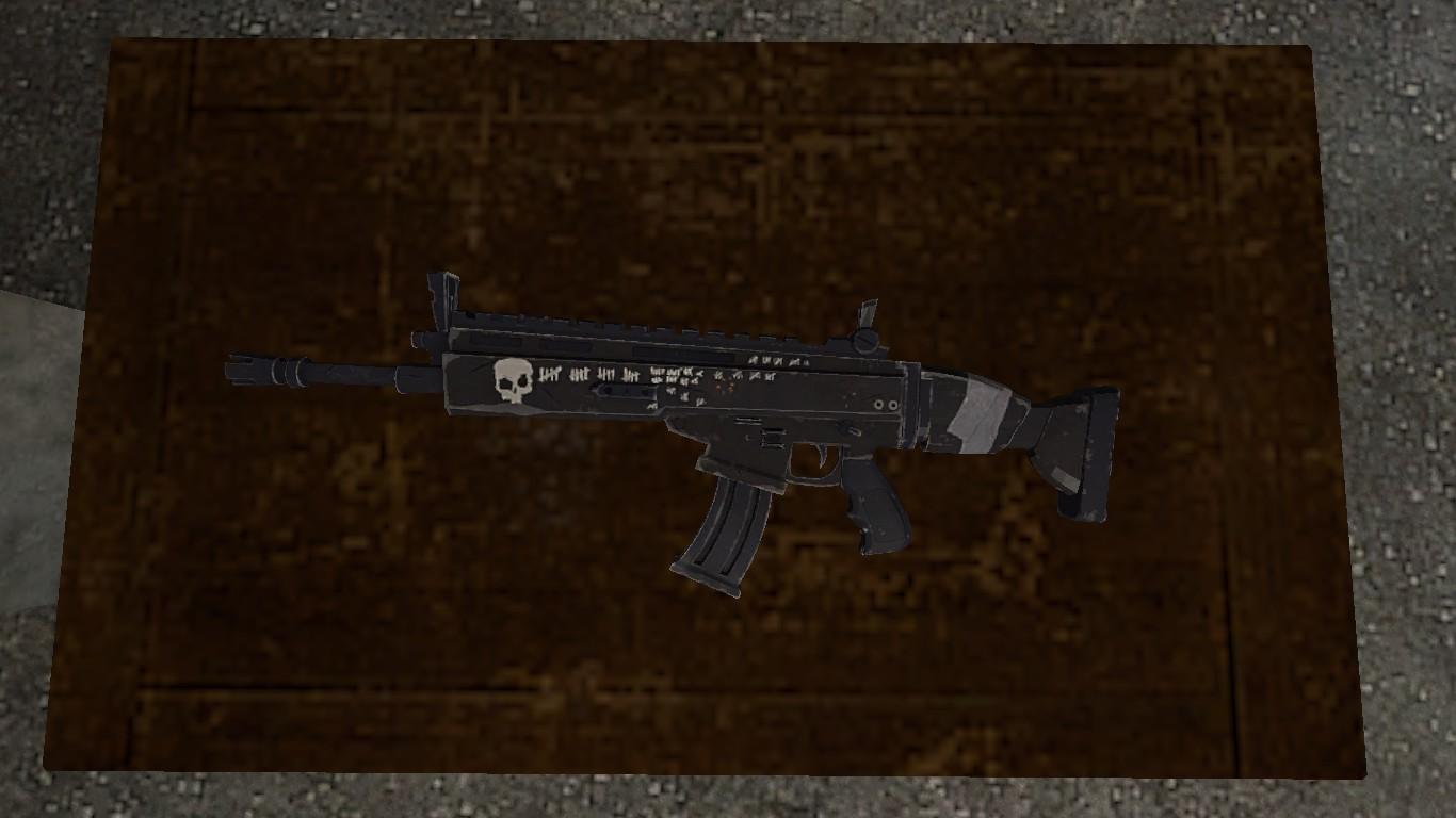 Steam Workshop :: [WIP] ASTW2 - Fortnite Weapons