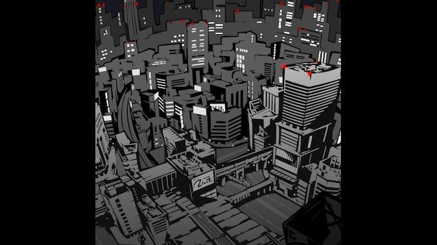 Steam Workshop :: Persona 5 city 4k