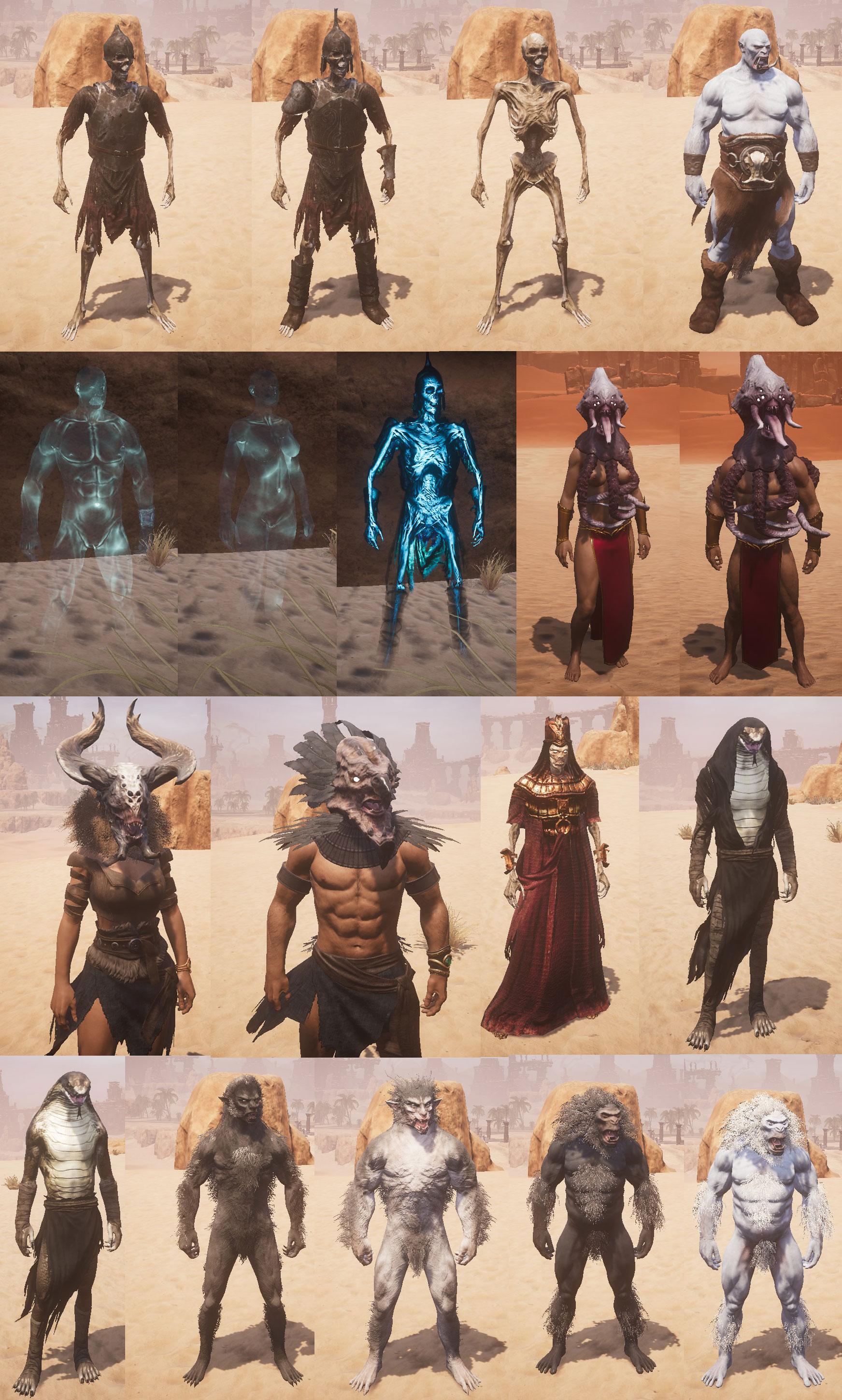 Steam Workshop :: WARRIOR Mutator for Conan Exiles