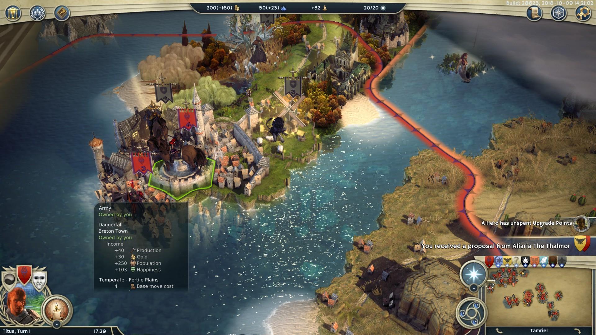 TES Tamriel Project: Age of Tamriel | Paradox Interactive Forums