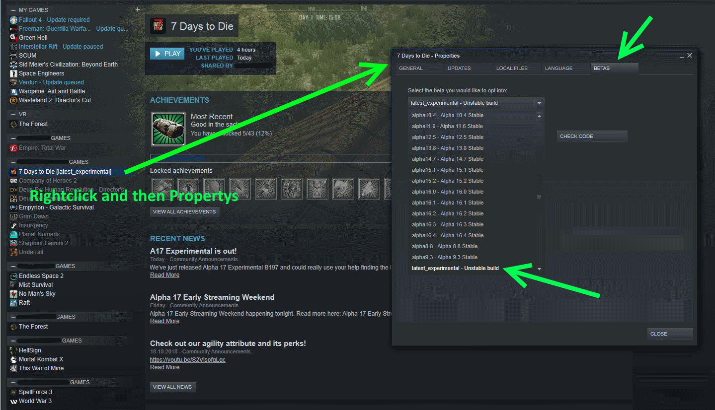 Steam Community :: :: How to join a Beta