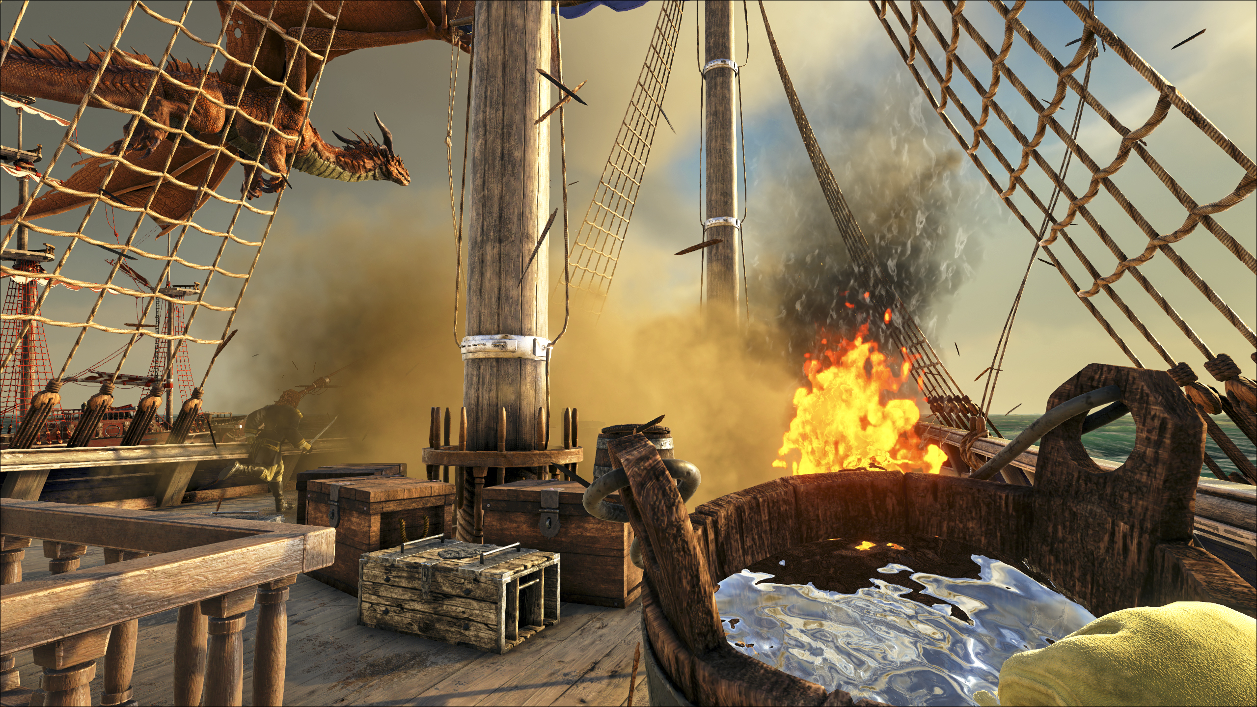 Dec 19, 2018 Pirate MMO Atlas delayed 2 more days: now it'll