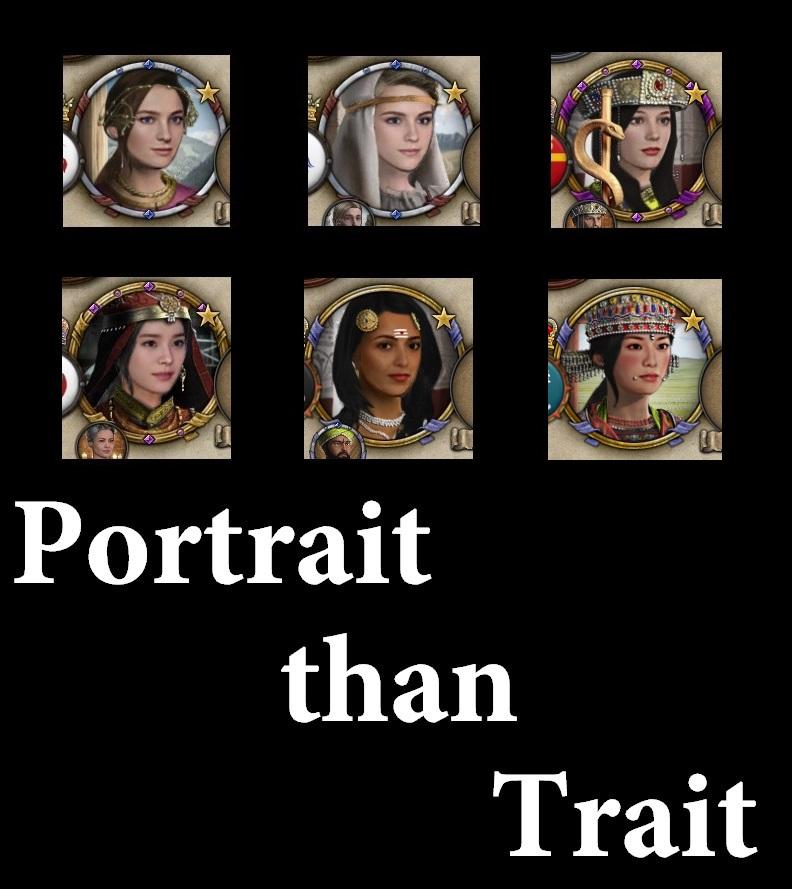 Portrait than Trait (Beta)