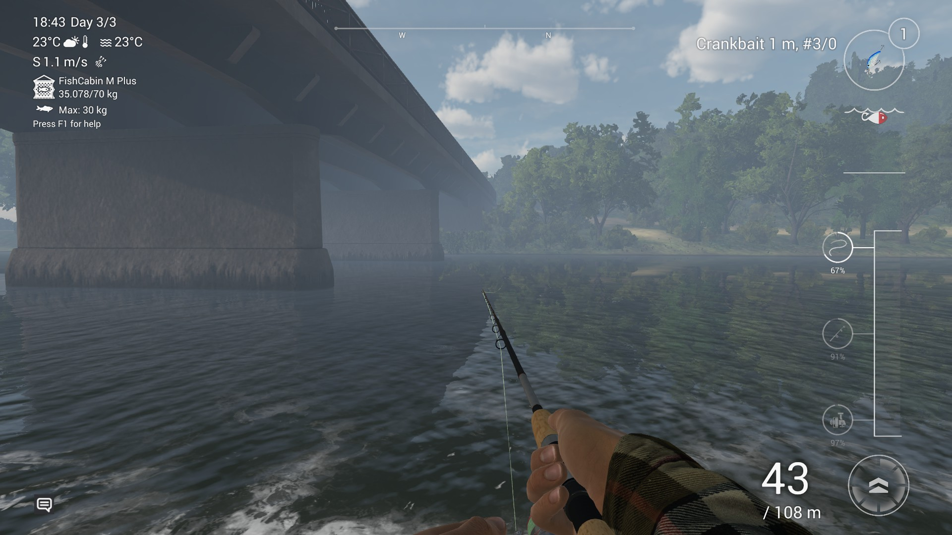 Steam Community :: Guide :: Fishing Planet: The Tiber River [EN]