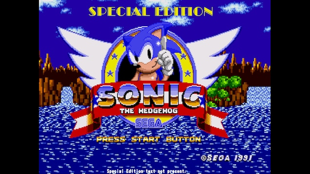 Steam Workshop :: Sonic the Hedgehog: Special Edition