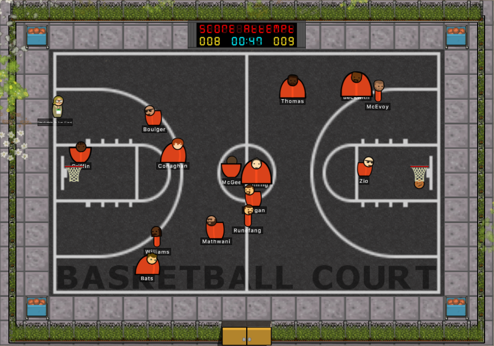 Real-time Basketball 3.0