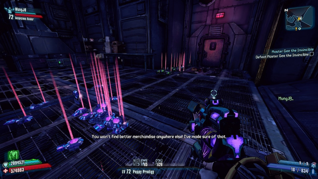 Steam Community :: Screenshot :: Several hours of Hyperius farming