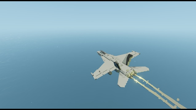 Steam Workshop :: McDonnell Douglas F/A-18F Super Hornet