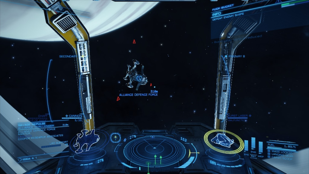 Steam Community :: Screenshot :: Missing systems: Thrusters