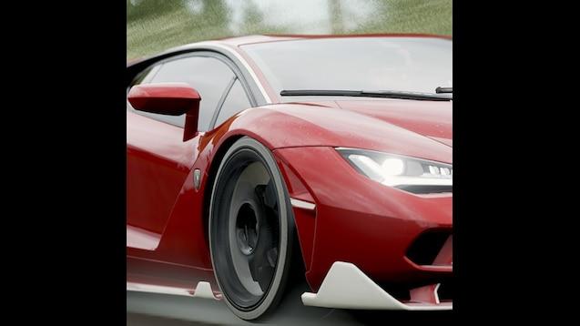 Steam Workshop Lamborghini Centenario Sound Pulse Forza Horizon 4