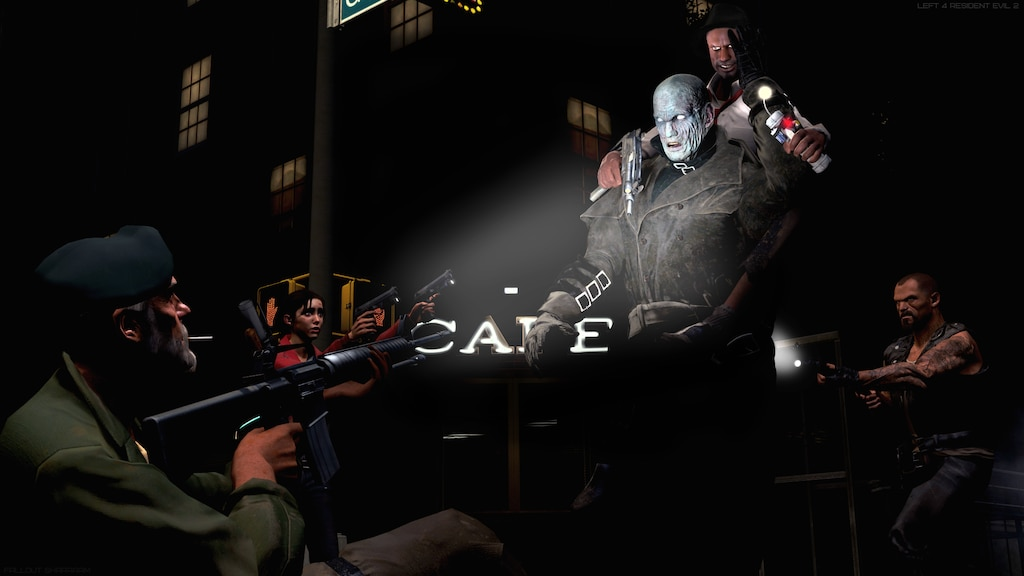 Steam Community :: :: Left 4 Resident Evil 2 (No HUD)