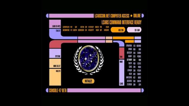 Steam Workshop :: Star Trek LCARS - GUI - Personnel Files