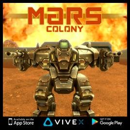 Steam Greenlight :: Mars Colony 2051