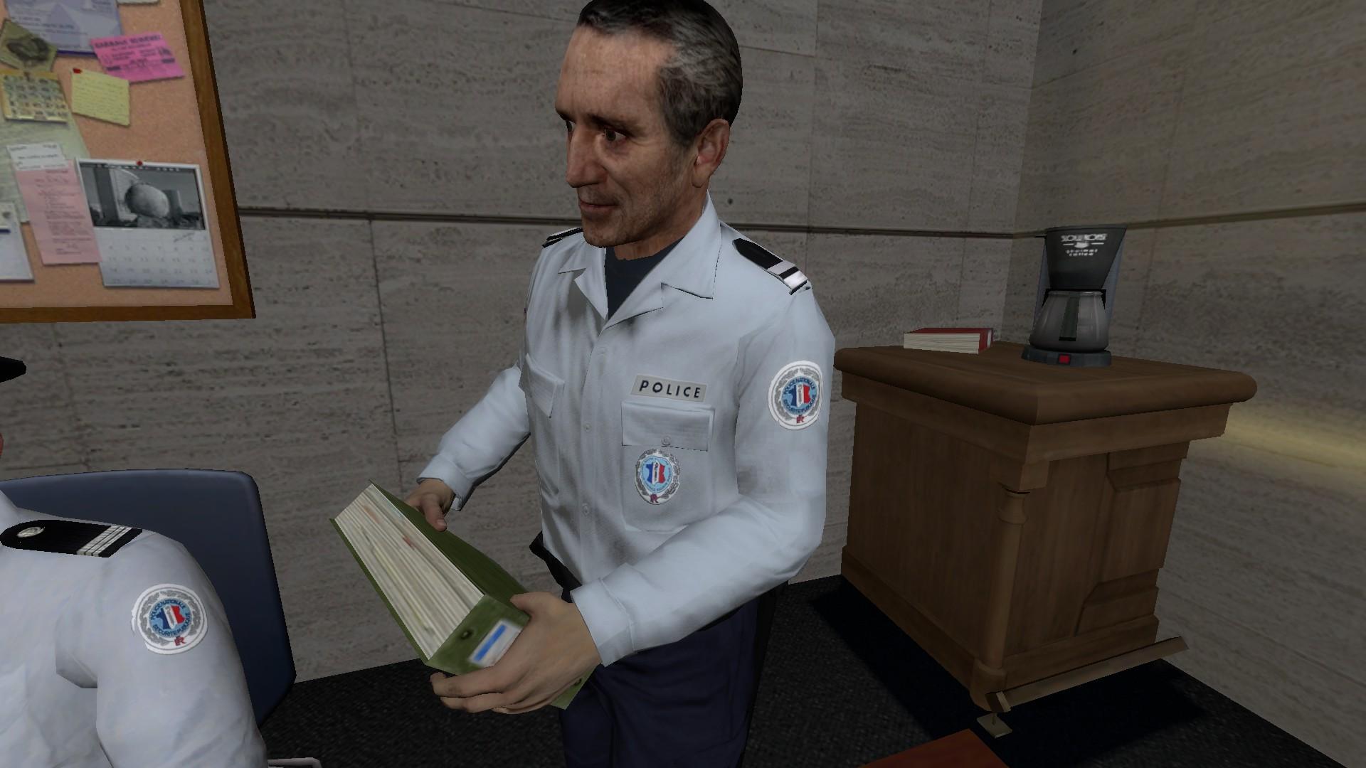 Steam Workshop Playermodel Capitaine Lieutenant Et Commandant