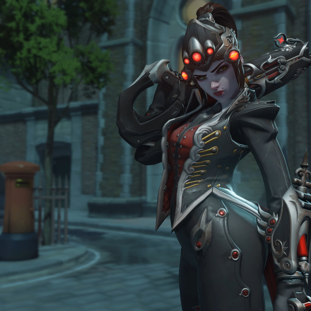 Overwatch Widowmaker - Huntress Wallpaper Engine