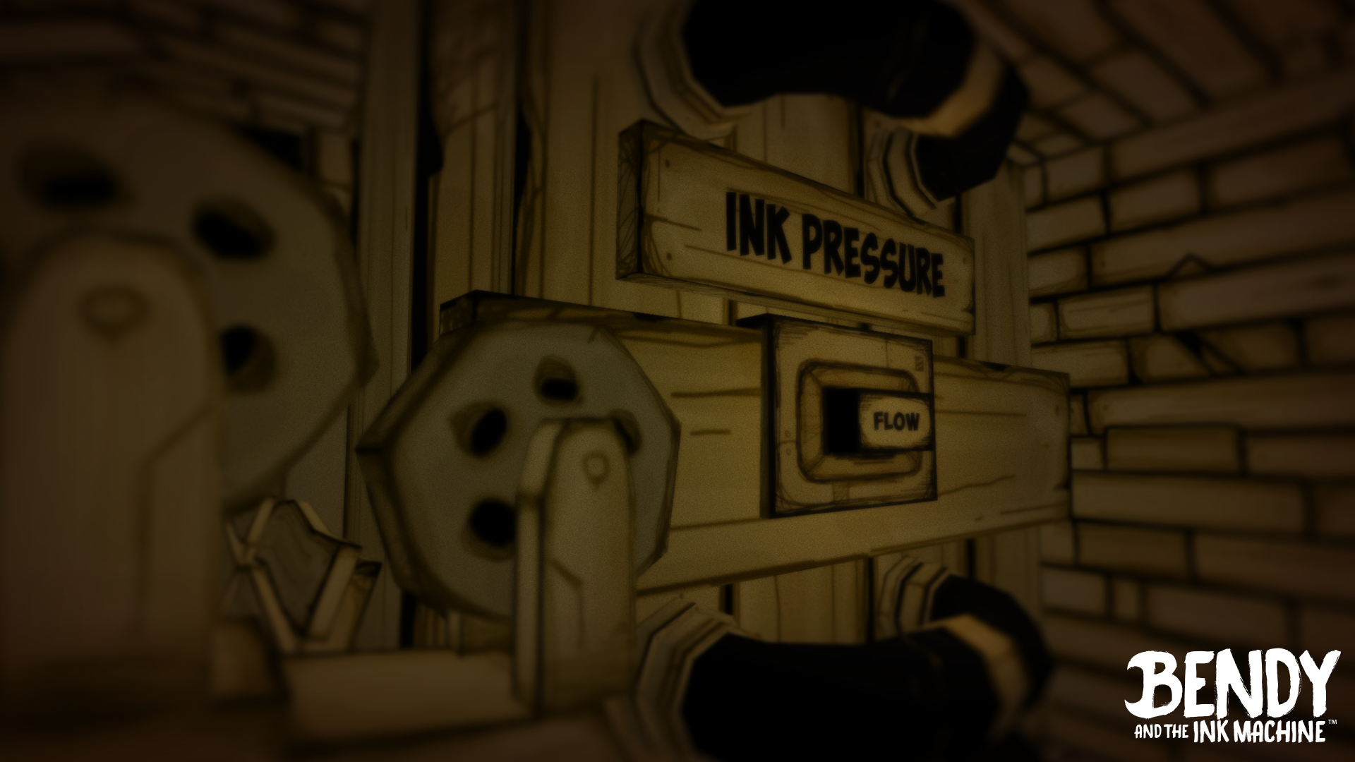 steam greenlight bendy and the ink machine chapter one