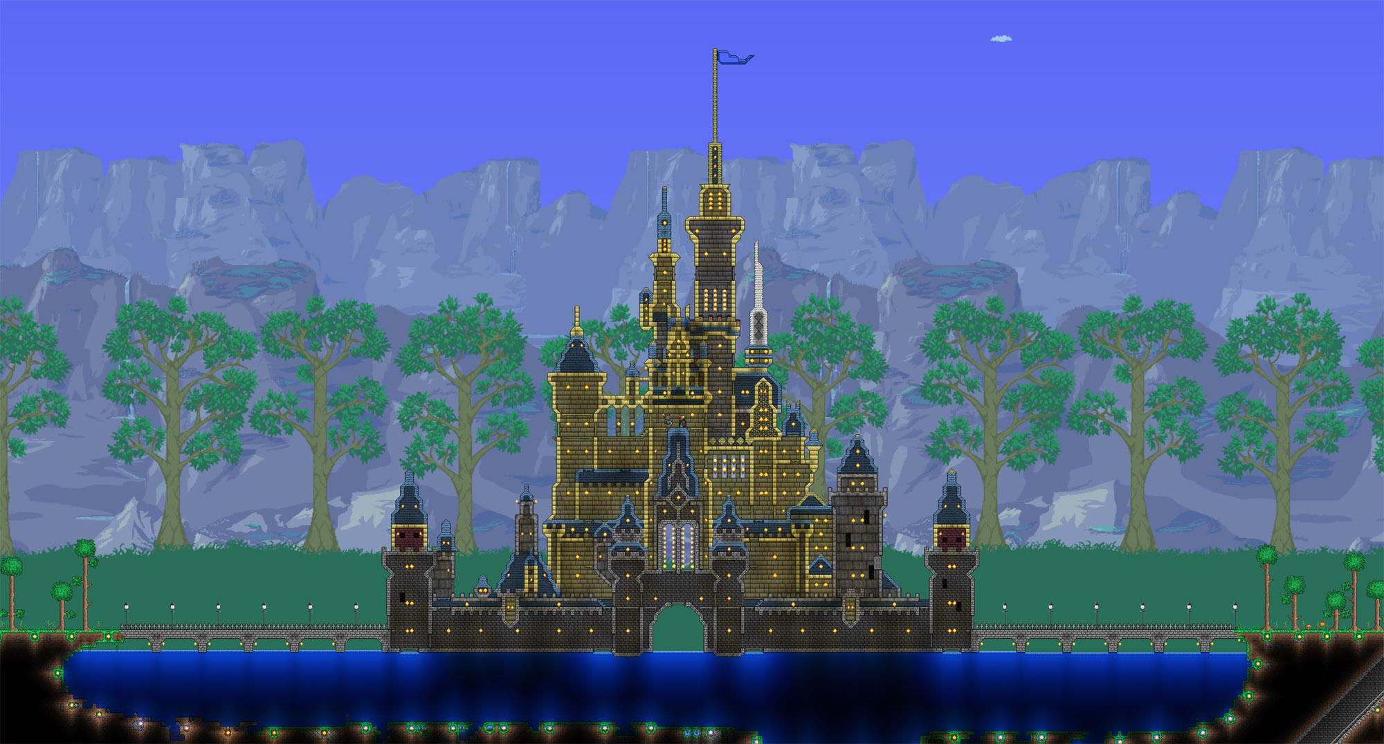 steam コミュニティ スクリーンショット disney castle by