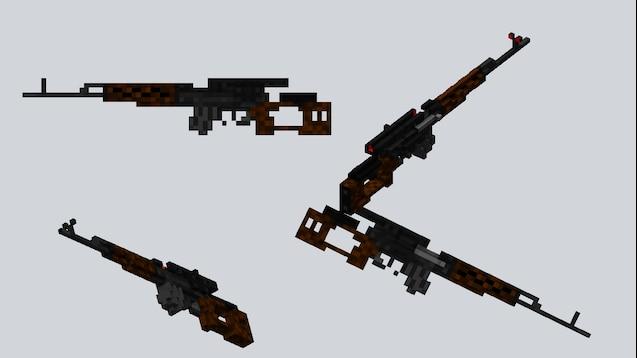 Steam Workshop :: Dragunov SVD - Scopeless-Scope