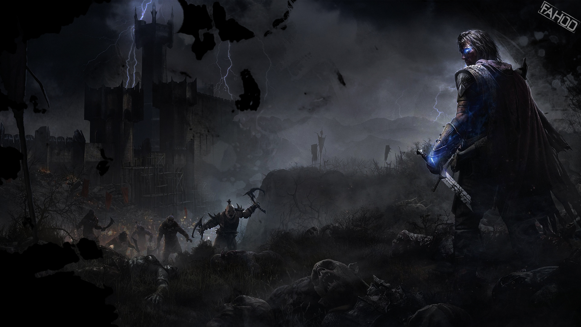 Steam Community Shadow Of Mordor Wallpaper
