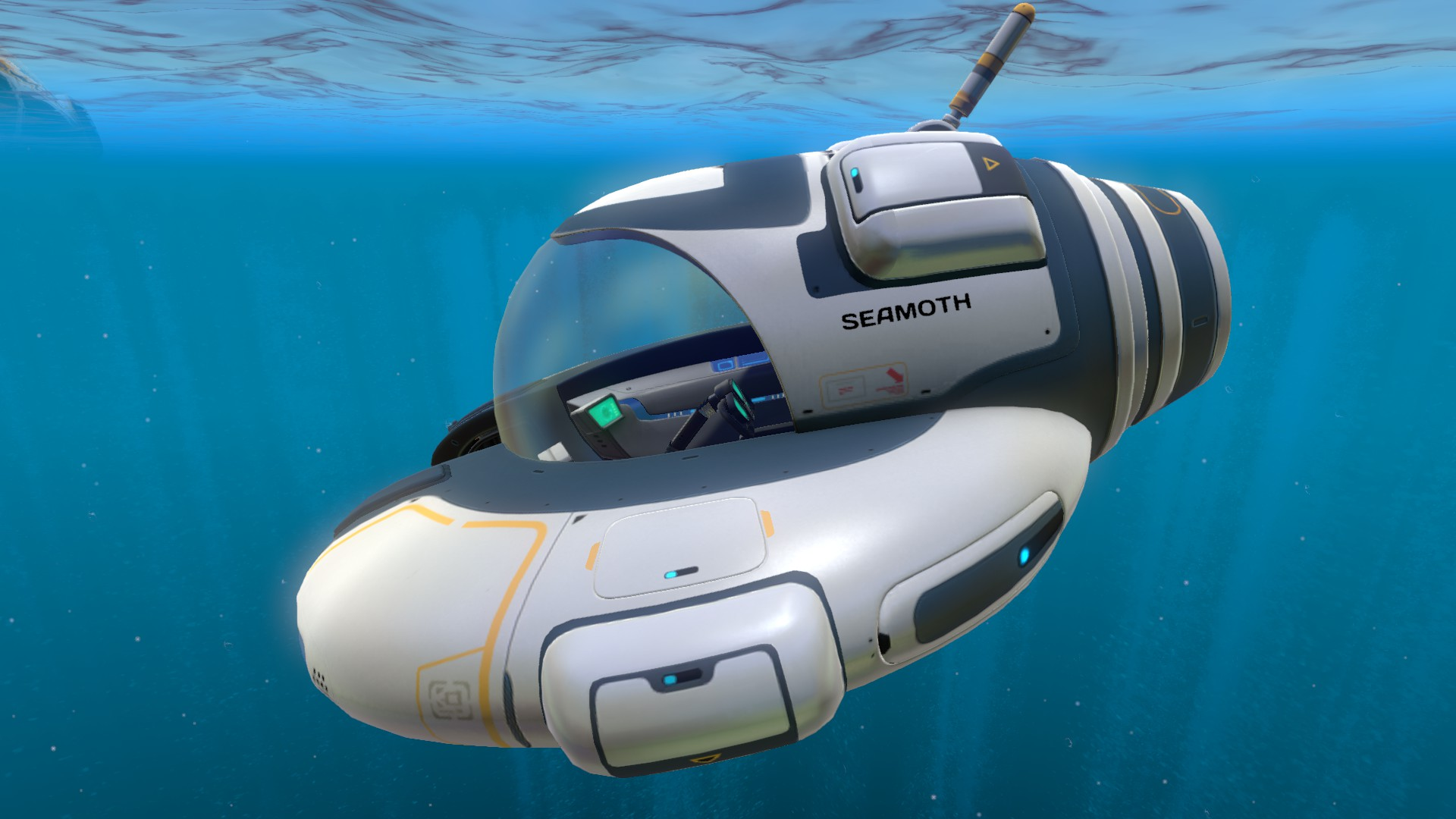 Steam Community Guide The Seamoth And Where To Find It