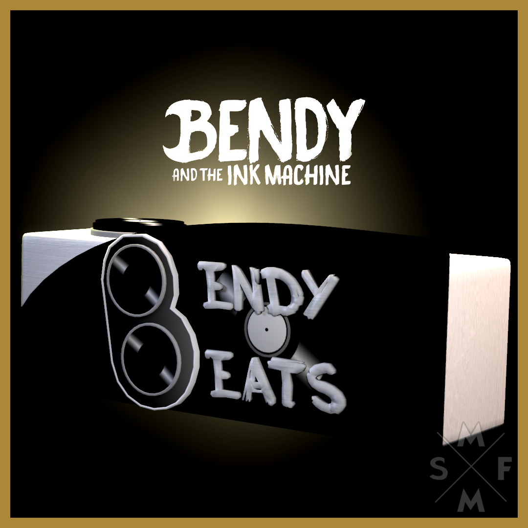 секс картинки bendy and the ink machine