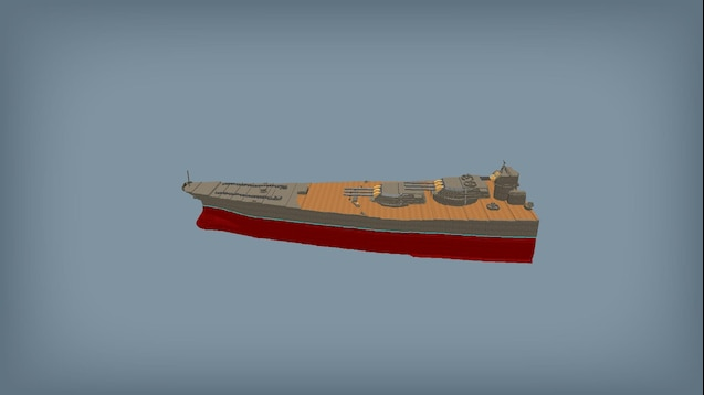 Steam Workshop :: Yamato(1/3)