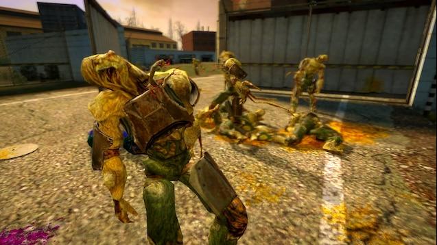 Steam Workshop :: [VJ] Halo Classic Flood SNPCs