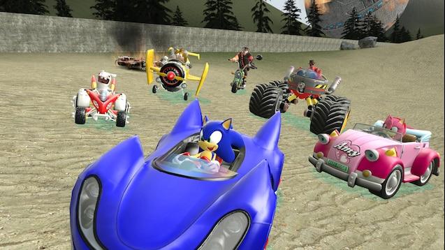 Steam Workshop :: SaSaSR Cars